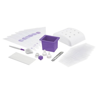 Wilton Candy Melts 49 Piece Dip-N-Decorate Essentials Set