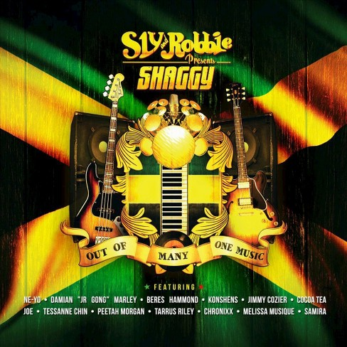 Shaggy - Out of many one music (CD) - image 1 of 1