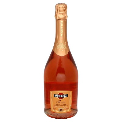Martini & Rossi Sparkling Rosé Wine - 750ml Bottle
