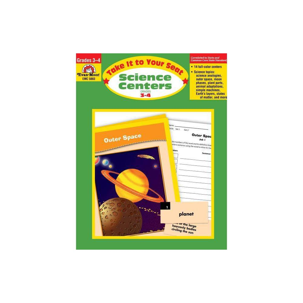 Science Centers Grades 3 4 Take It To Your Seat Paperback