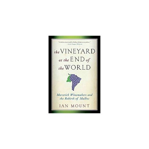 The Vineyard At The End Of The World Reprint Paperback Target