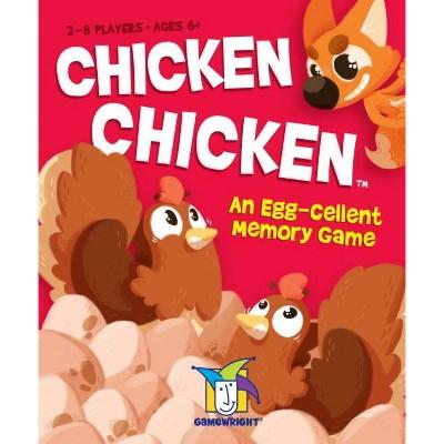 Chicken Chicken Board Game