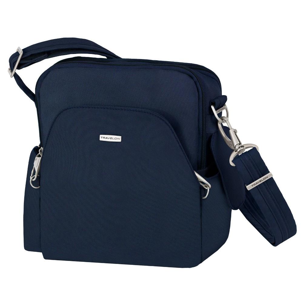 Travelon Anti Theft Classic Travel Bag Midnight Blue