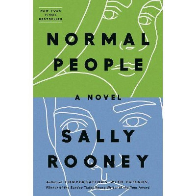 Normal People -  by Sally Rooney (Hardcover)