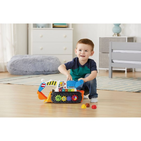 VTech Scoop And Play Digger image number null