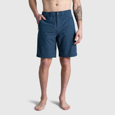 "Men's United By Blue Recycled 9"" Hybrid Travel Shorts"