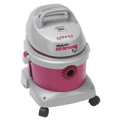 Shop Vac 2.5 Gallon 2.5 Peak HP All Around Wet/Dry Vac - Pink