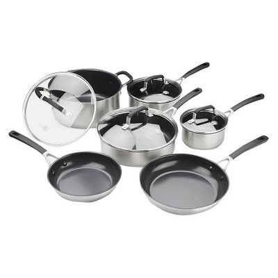 GreenPan Minneapolis 10pc Cookware Set