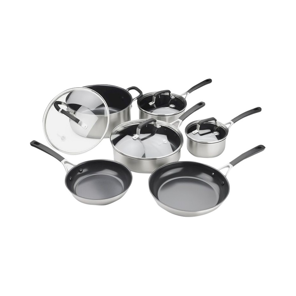 Image of GreenPan Minneapolis 10pc Cookware Set