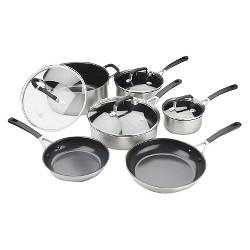 GreenPan Minneapolis 10pc Cookware Set