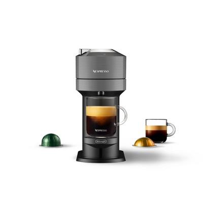 Nespresso Vertuo Next Coffee and Espresso Machine by De'Longhi - Gray