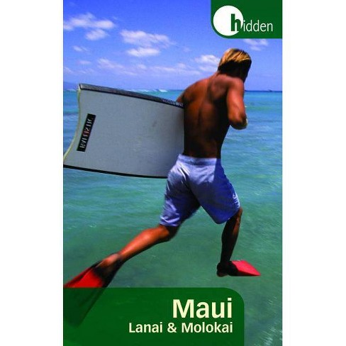 Hidden Maui - 7 Edition by  Ray Riegert (Paperback) - image 1 of 1