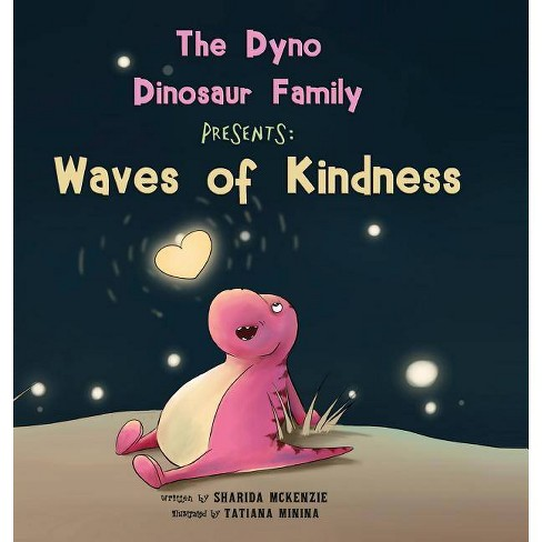 The Dyno Dinosaur Family Presents - by  Sharida McKenzie (Hardcover) - image 1 of 1