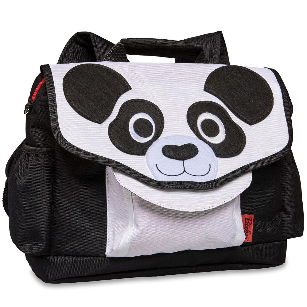 "Image of ""Bixbee 10"""" Kids' Panda Backpack - Black, Kids Unisex"""