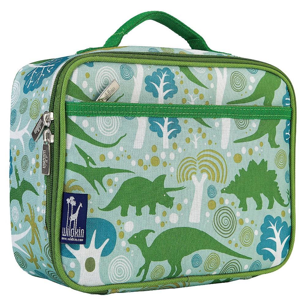 Wildkin Dinomite Lunch Box, Green