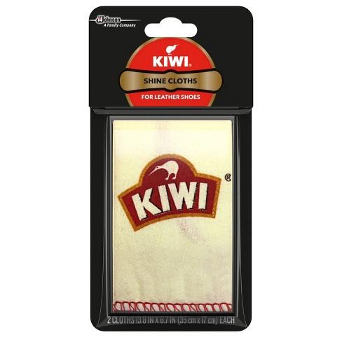 KIWI Shine Cloths - 2ct - image 1 of 4