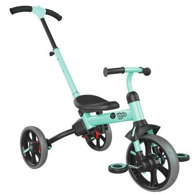 Y-Volution Y Velo Flippa 4-in-1 Kids' Trike - Green