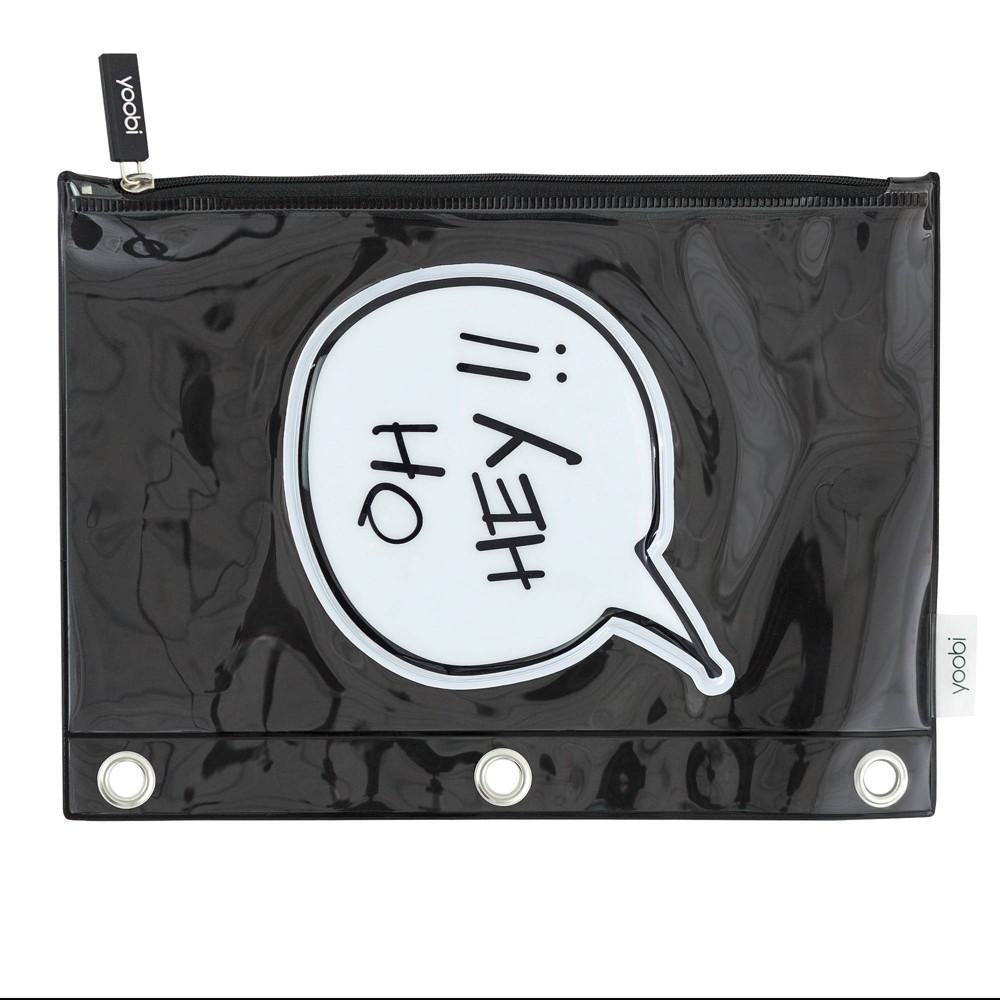 Image of OH HEY!! Zip Pencil Cases - Yoobi