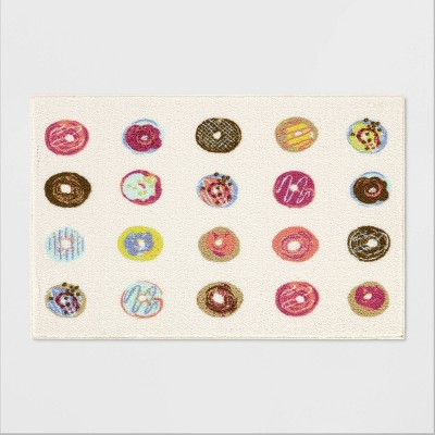 46 x30  Donuts Kitchen Rug - Opalhouse™