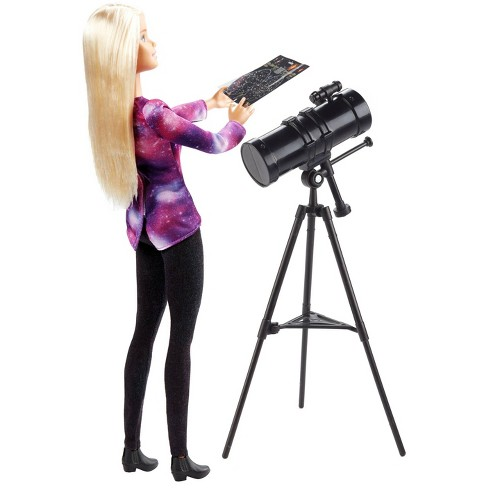 Barbie National Geographic Astronomer Playset - image 1 of 4