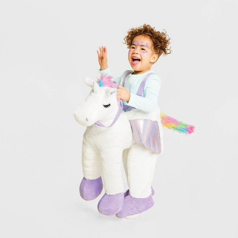 Toddler Plush Unicorn Rider Halloween Costume One Size - Hyde & EEK! Boutique™ - image 1 of 1