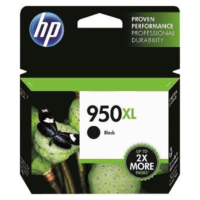 HP 950XL Officejet Single Ink Cartridge - Black (CN045AN#14)