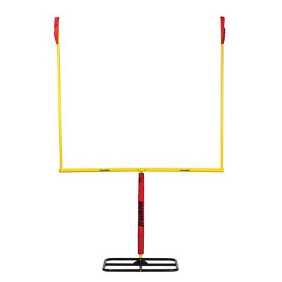 Franklin Sports Authentic Steel 8.5' x 5.5' Football Goal Post