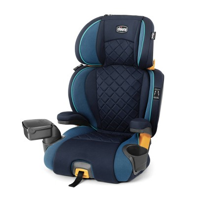 Chicco KidFit Zip Plus 2-in-1 Belt Positioning Booster Car Seat