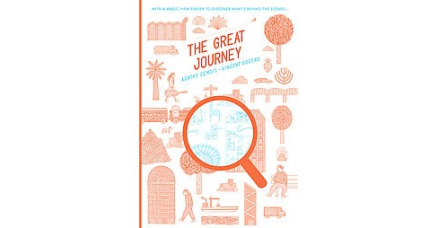 Great Journey (Hardcover) (Agathe Demois & Vincent Godeau) - image 1 of 1