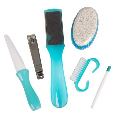 Trim Totally Together Personal Grooming Pedicure Kit - 6pc
