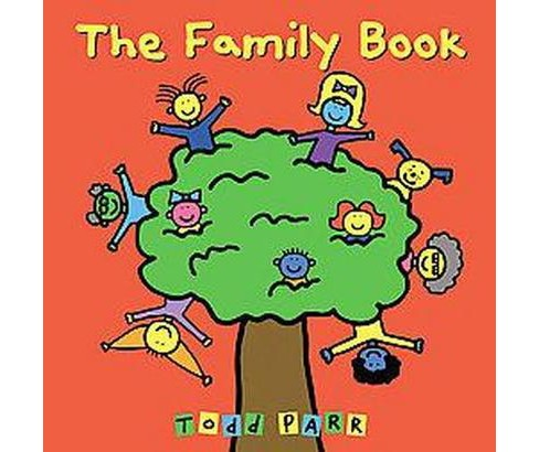 Family Book (Reprint) (Paperback) (Todd Parr) - image 1 of 1