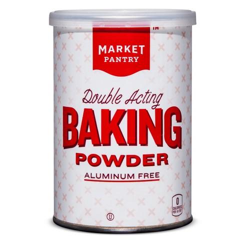Aluminum Free Baking Powder - Market Pantry™ - image 1 of 1