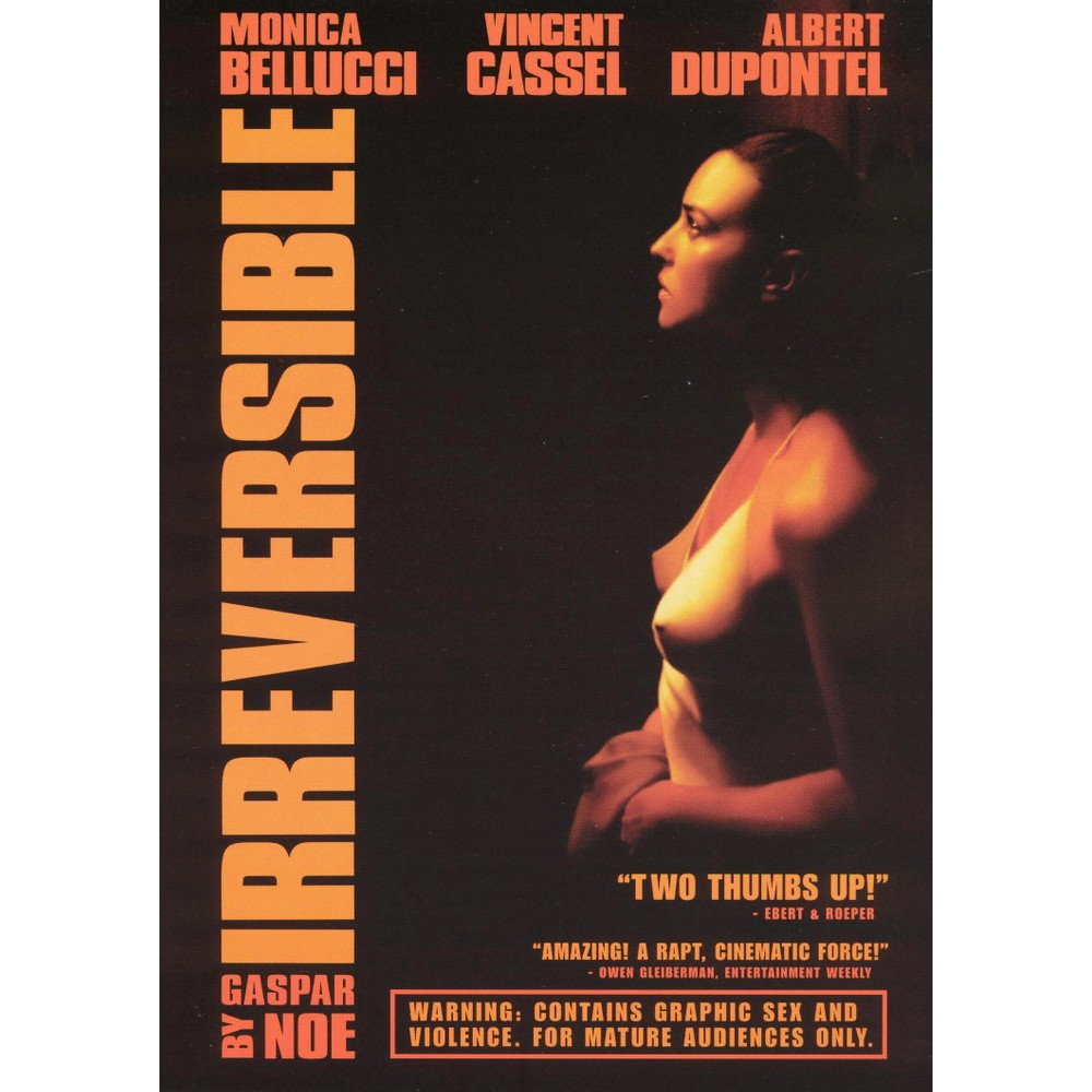 Irreversible (Dvd), Movies