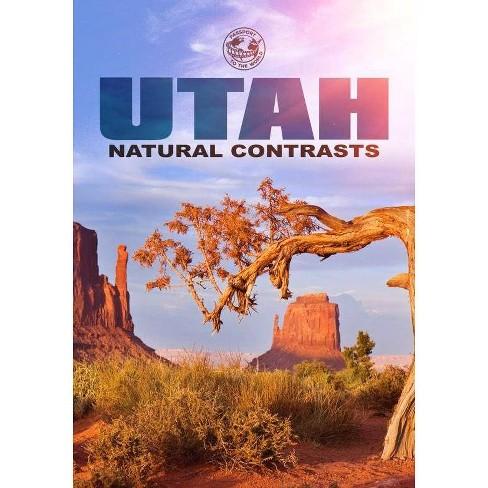 Utah: Natural Contrasts (DVD) - image 1 of 1