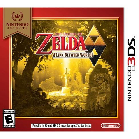 Nintendo Selects The Legend of Zelda: A link Between Worlds - Nintendo 3DS - image 1 of 4