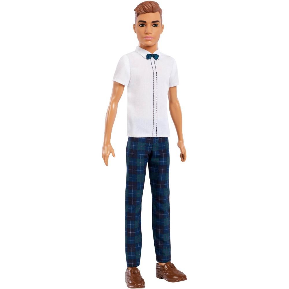 Barbie Ken Fashionistas Doll - Slick Plaid