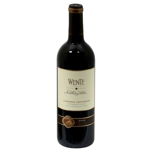Wente® Charles Wetmore Cabernet Sauvignon - 750mL Bottle - image 1 of 1