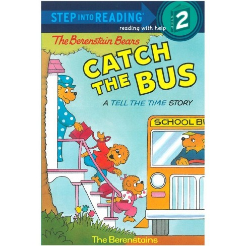 The Berenstain Bears Catch the Bus (Step into Reading Book Series: A Step 2 Book)(Paperback) by Stan Berenstain - image 1 of 1