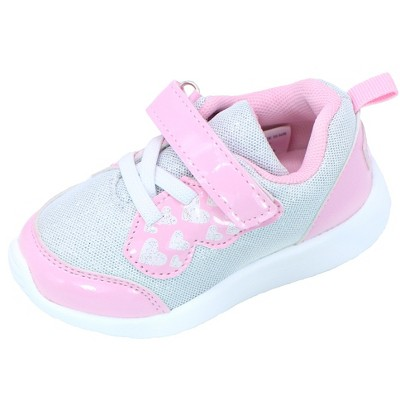 Gerber Athletic Velcro Sneakers Toddler Girls