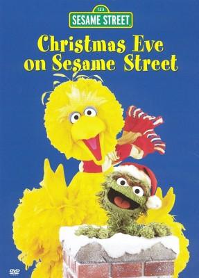 Sesame Street: Christmas Eve on Sesame Street (DVD)