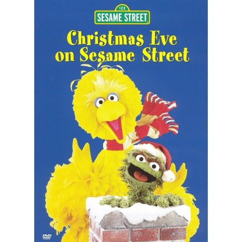 Christmas Eve On Sesame Street.Sesame Street Christmas Eve On Sesame Street Dvd Video