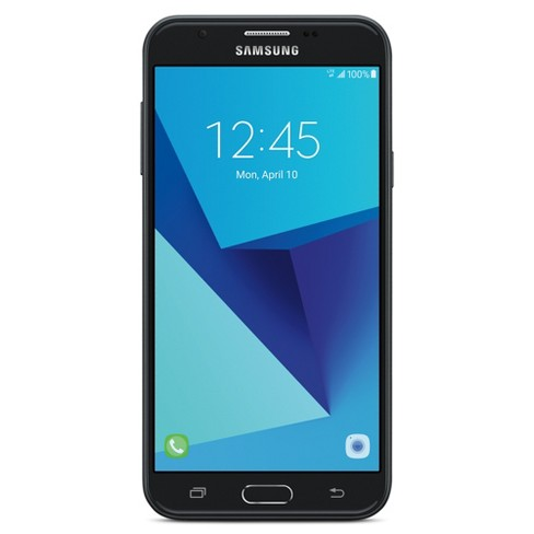 Simple Mobile Samsung Galaxy J7 Sky Pro S737TL 16 GB Smartphone - Black - image 1 of 6