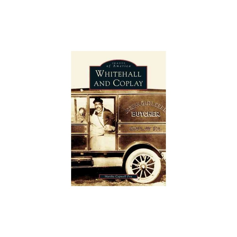 Whitehall and Coplay, Books