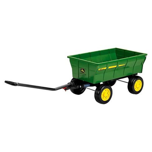 Peg Perego John Deere Farm Wagon - image 1 of 4