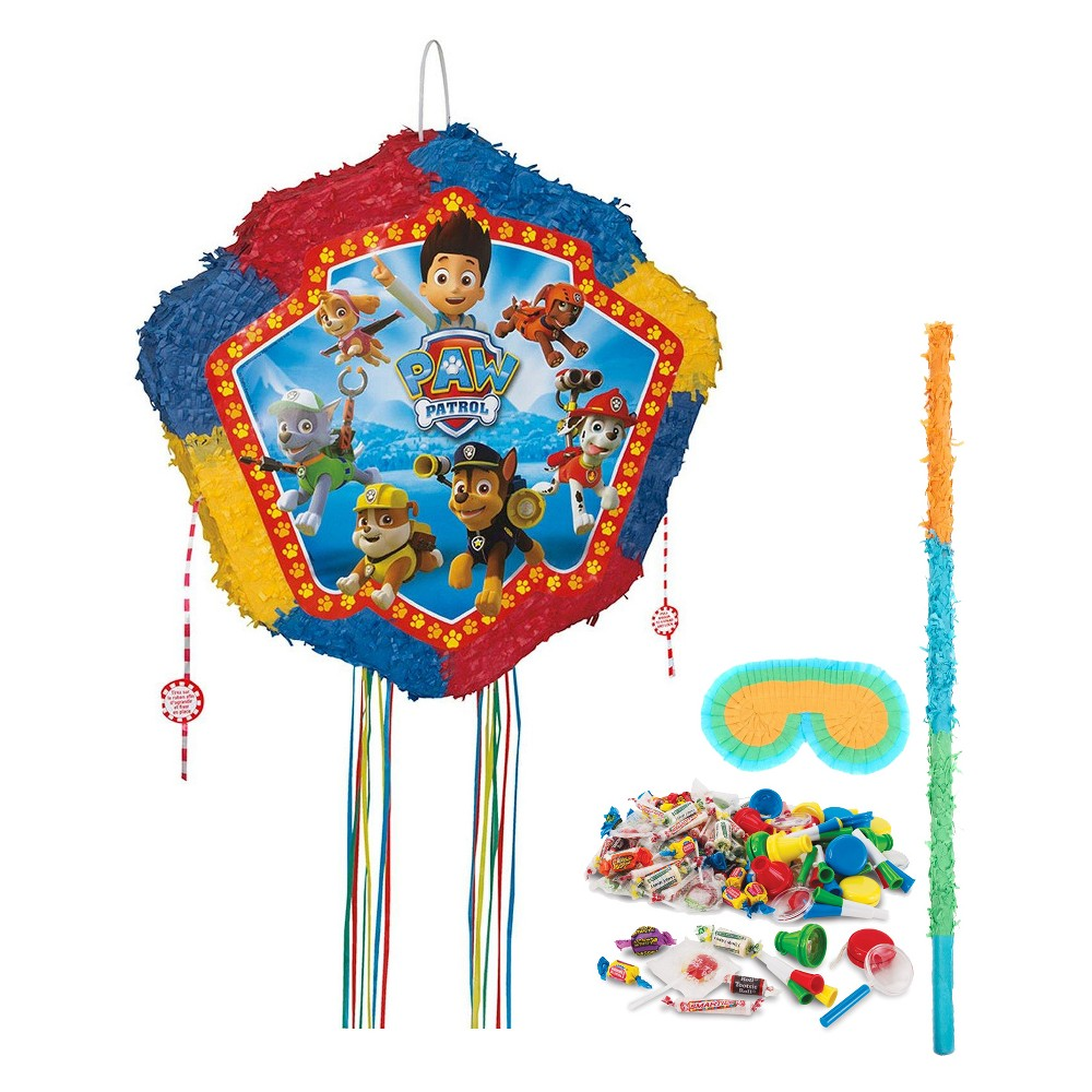 Image of PAW Patrol Pinata Kit, Kids Unisex