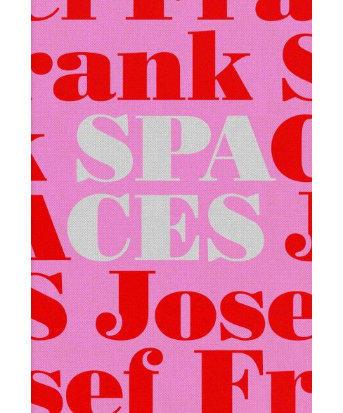 Josef Frank - Spaces (Hardcover) (Mikael Bergquist & Olof Miku00e9lsen) - image 1 of 1
