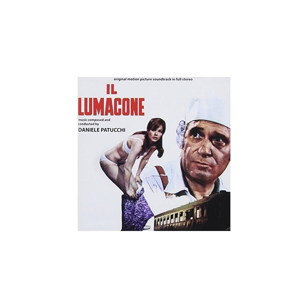 Daniele Patucchi - Il Lumacone/Virilita (Ost) (CD)