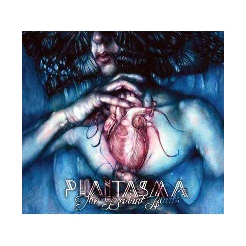 Phantasma - Deviant Hearts (CD) - image 1 of 1
