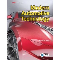 Modern Automotive Technology - 9 Edition by  James E Duffy (Hardcover)
