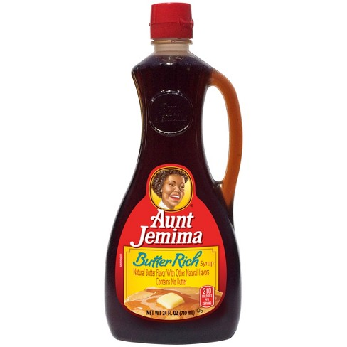Aunt Jemima Butter Rich Syrup - 24 fl oz - image 1 of 2